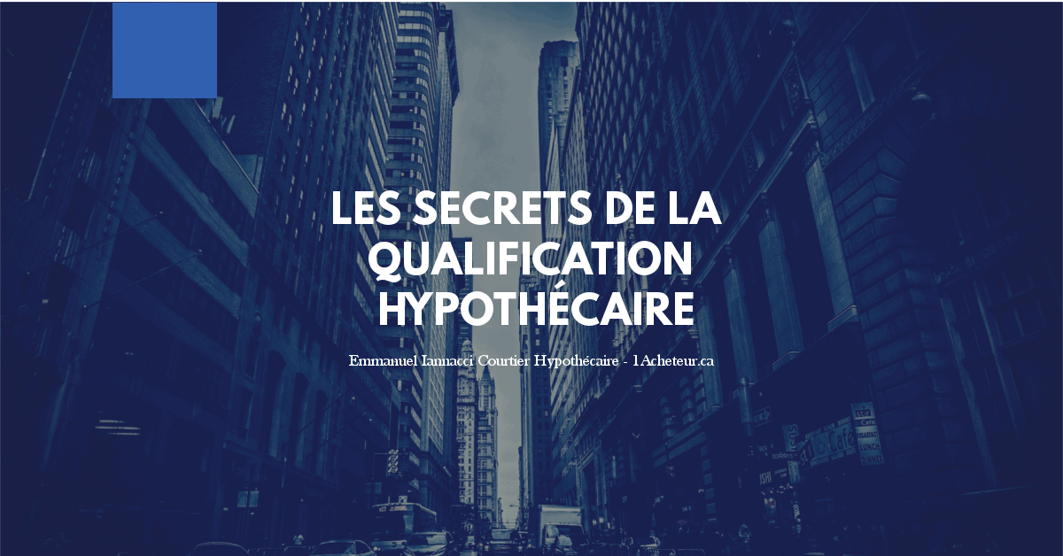 Cover ville qualification hypothecaire